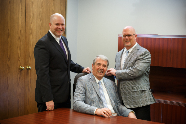 The Meester Insurance Center Ownership Team