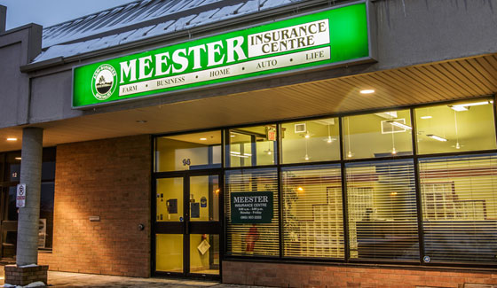 Meester Insurance, Grimsby