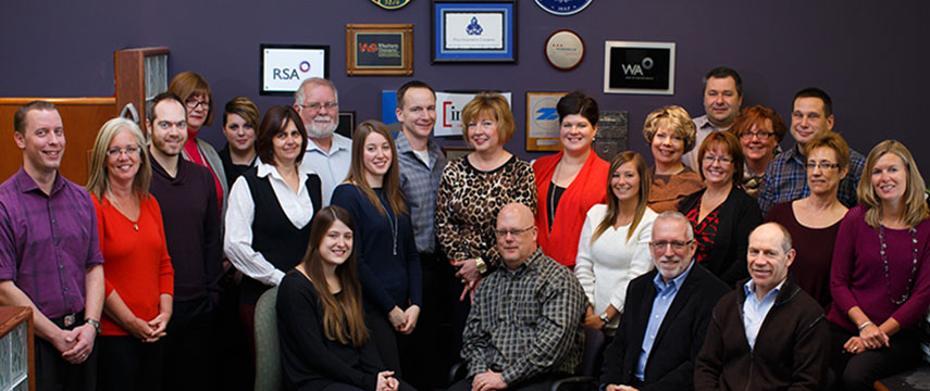 The Meester Insurance Centre Team
